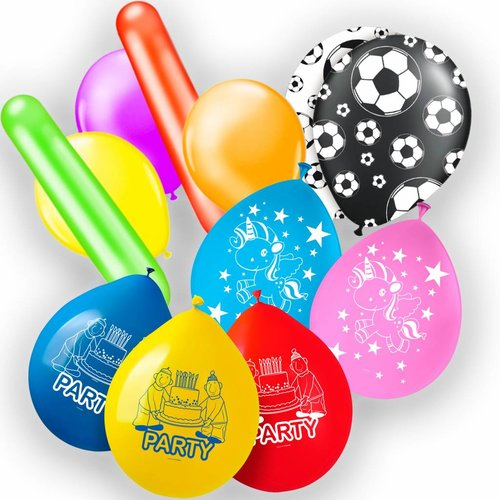 Kinderfeestje ballonnen