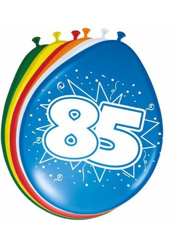 Ballonnen 85 - 30cm - 8 stuks