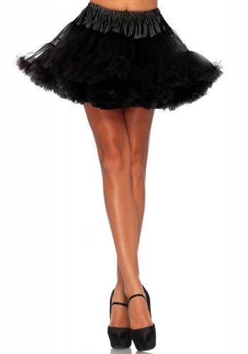 Petticoat - Zwart