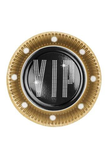 VIP Bordjes - 23cm - 6 stuks