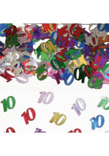 Tafelconfetti 10 - 14 gram