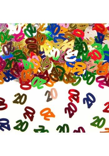 Tafelconfetti 20 - 14 gram