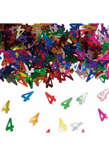Tafelconfetti 4 - 14 gram