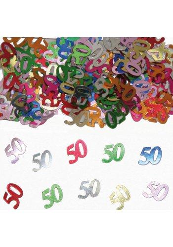 Tafelconfetti 50 - 14 gram