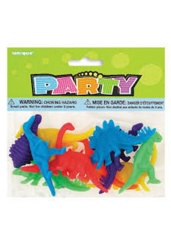 Uitdeel - Dinosaurussen - 12 stuks