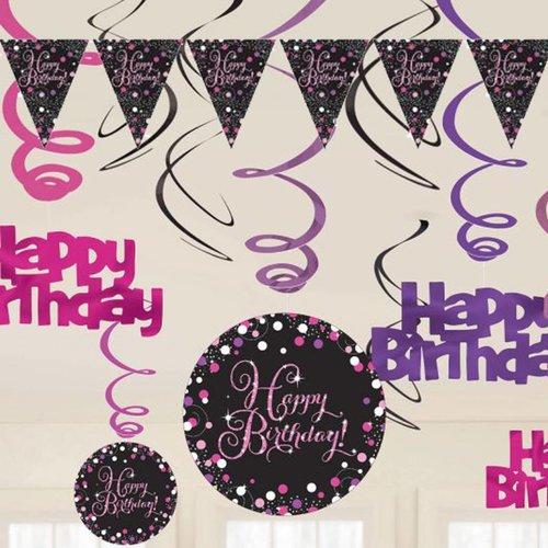 Sparkling Celebrations - Pink