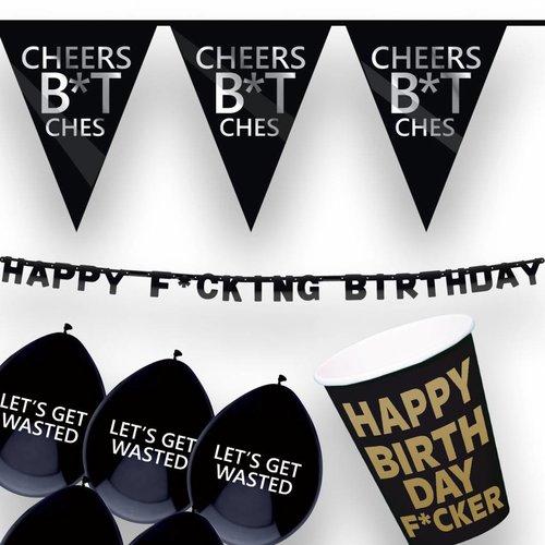 Happy Birthday F*cker