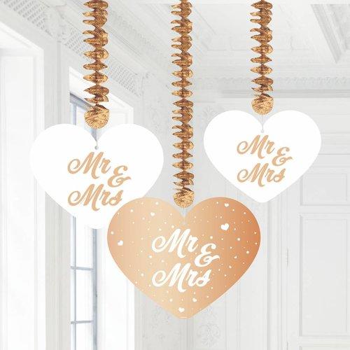 Mr & Mrs Rosé Gold