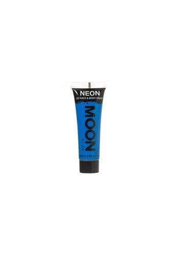 Neon UV Face & Body Gel - Blauw - 12ml