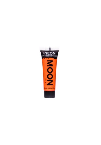 Neon UV Face & Body Gel - Oranje - 12ml