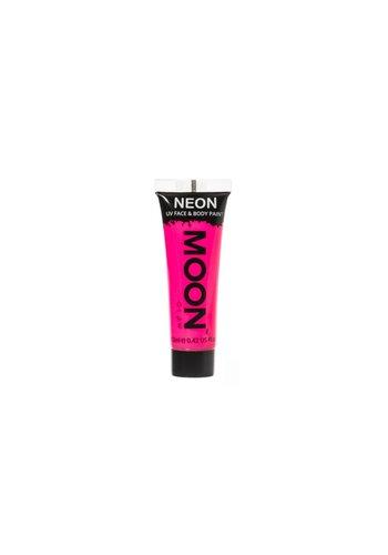 Neon UV Face & Body Gel - Pink - 12ml