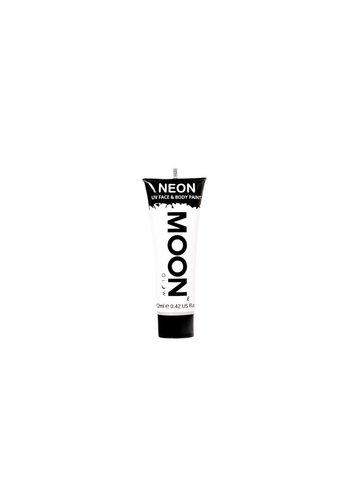 Neon UV Face & Body Gel - Wit - 12ml
