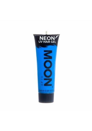 Neon UV Haar Gel - Blauw - 20ml