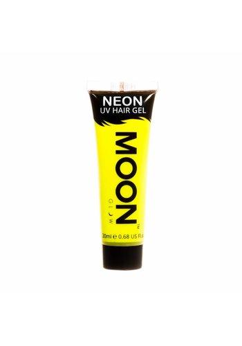 Neon UV Haar Gel - Geel - 20ml