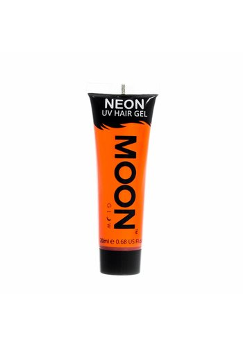 Neon UV Haar Gel - Oranje - 20ml