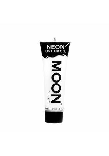 Neon UV Haar Gel - Wit - 20ml