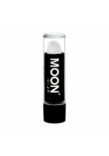 Neon UV Lipstick - Wit - 4,5gr