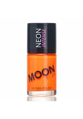 Neon UV Nagellak - Oranje - 14ml