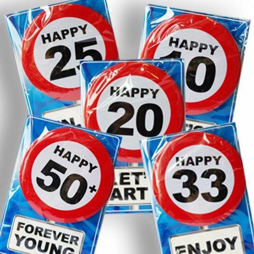 Wenskaart Happy Age