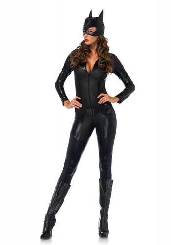 Catsuit - Captivating Crime Fighter