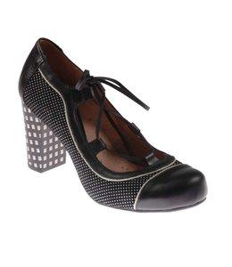 Nemonic Nemonic 2031 Zapato negro/negro nice Laatste 2 maten 36 en 39!