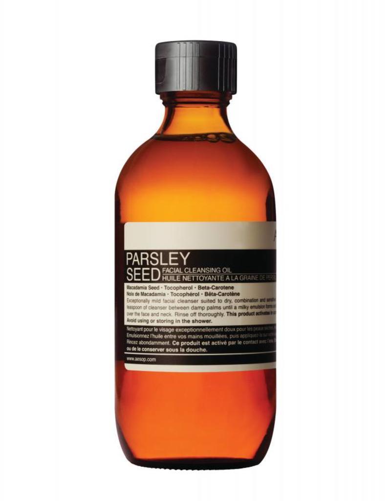 Aesop Parsley Seed Facial Cleansing Oil 200 ml