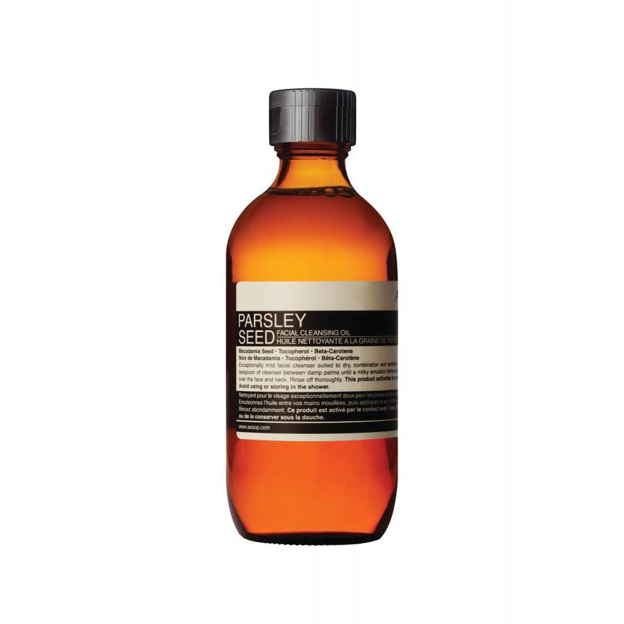 Parsley Seed Facial Cleansing Oil 200 ml