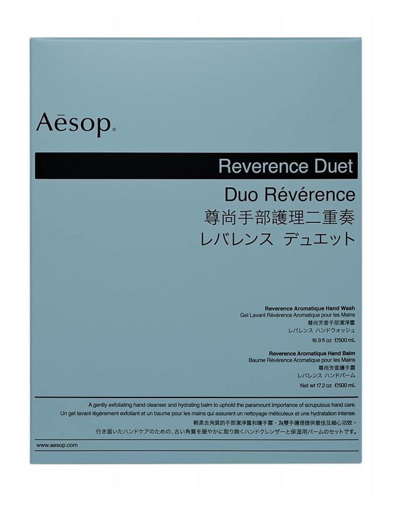 Aesop Aesop   Reverence Duet
