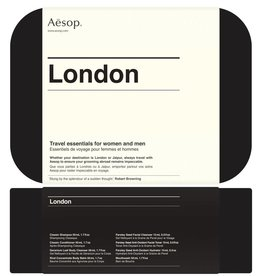 Aesop London Travel Kit - Parsley Seed