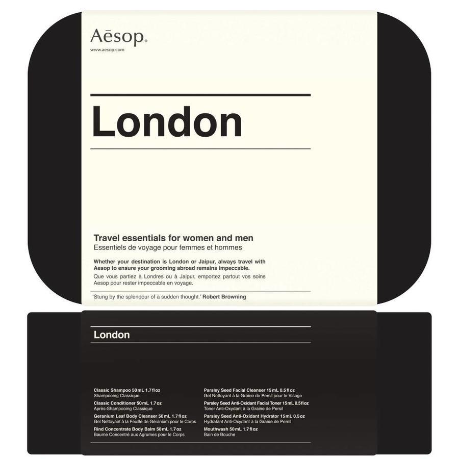 London Travel Kit - Parsley Seed