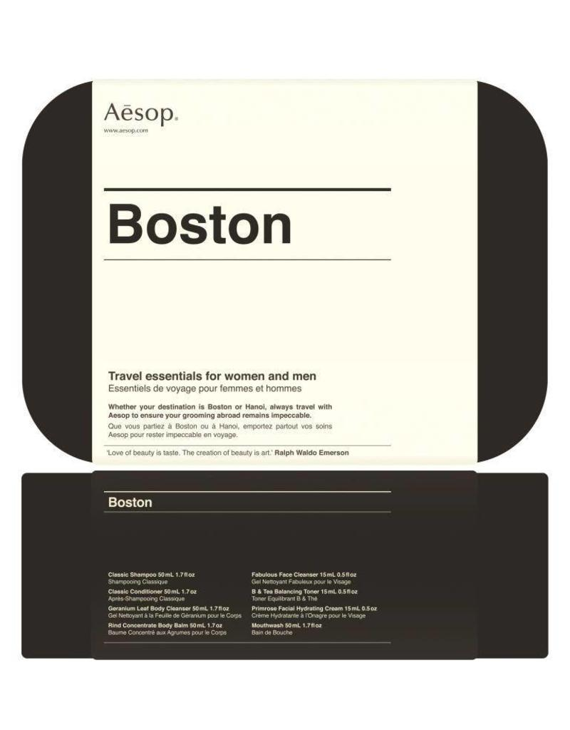 Aesop Aesop   Boston Travel Kit - Classic