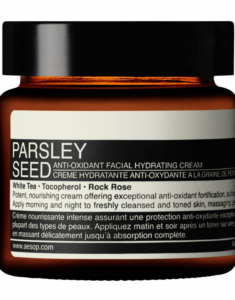 Aesop Parsley Seed Anti-Oxidant Facial Hydrating Cream 60 ml