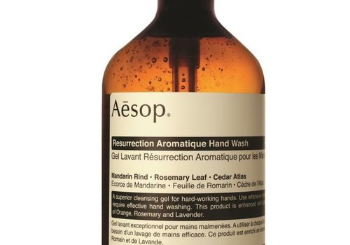 Aesop Resurrection Aromatique Hand Wash 500 ml