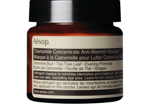 Aesop Chamomile Concentrate Anti-Blemish Masque 60 ml