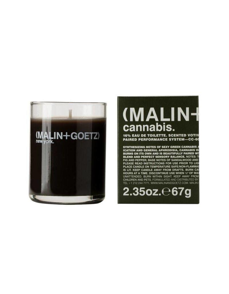 Malin+Goetz Malin + Goetz   Cannabis Scented Candle