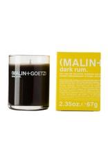 Malin+Goetz Malin + Goetz | Dark Rum Scented Candle