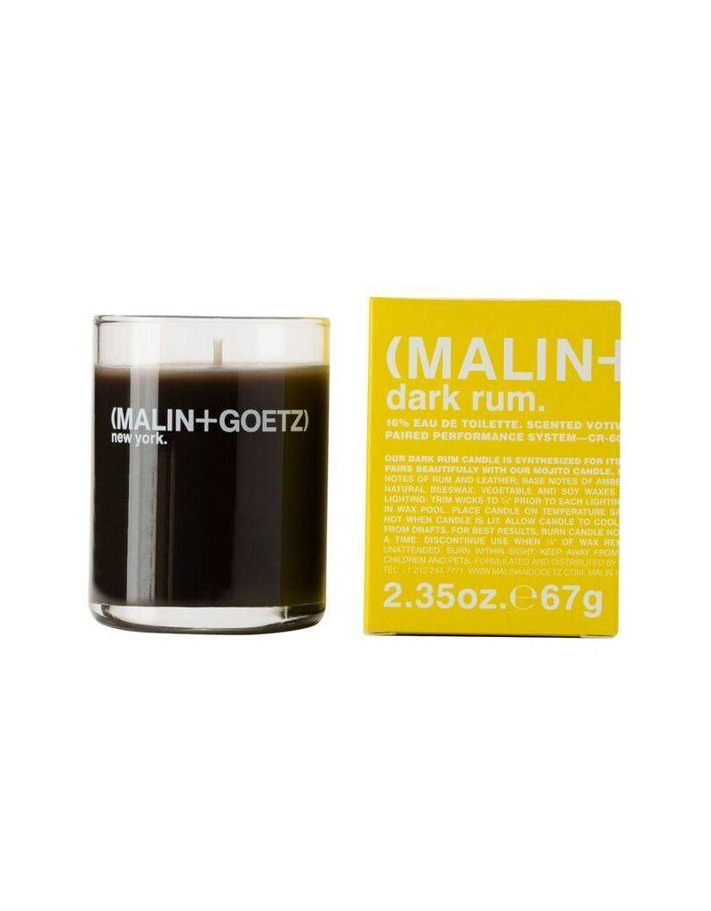 Malin+Goetz Malin + Goetz   Dark Rum Scented Candle