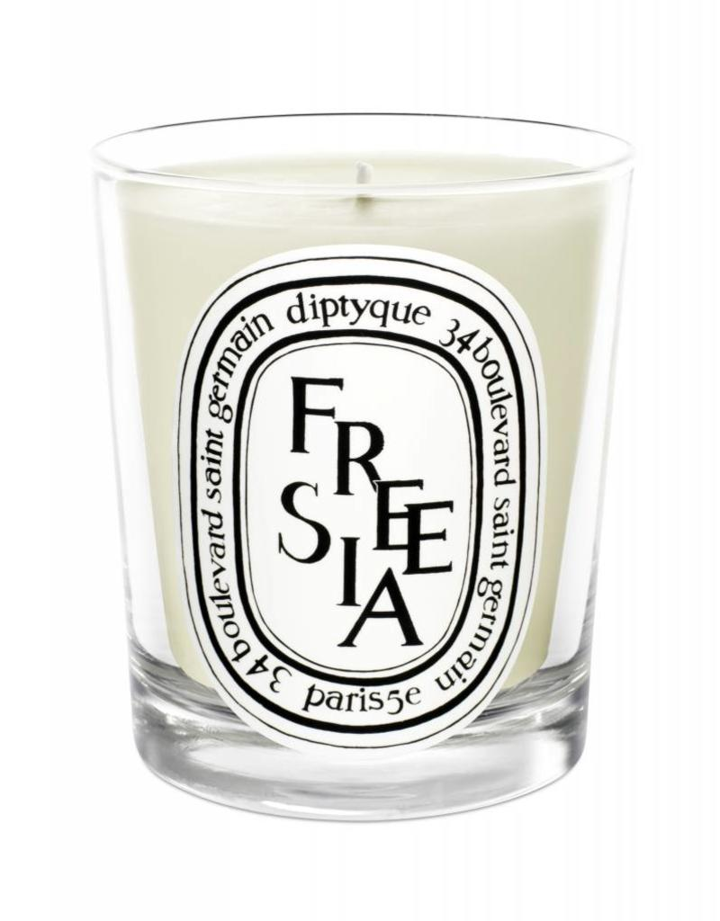 Diptyque Scented candle Freesia