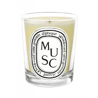 Scented candle Musc