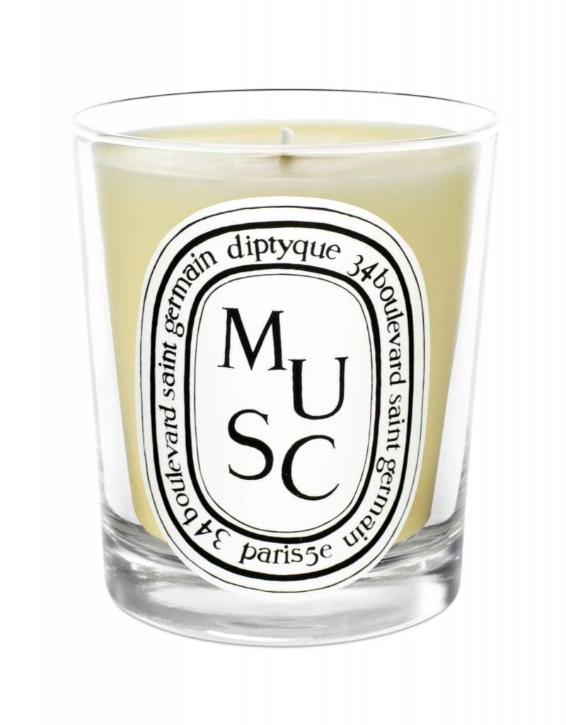 Diptyque Scented candle Musc