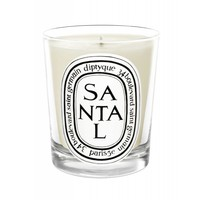 Scented candle Santal