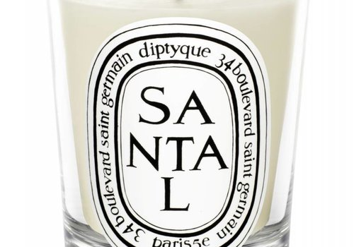 Diptyque Scented candle Santal