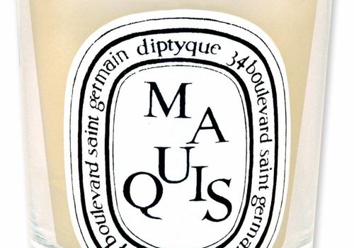 Diptyque Scented candle Maquis