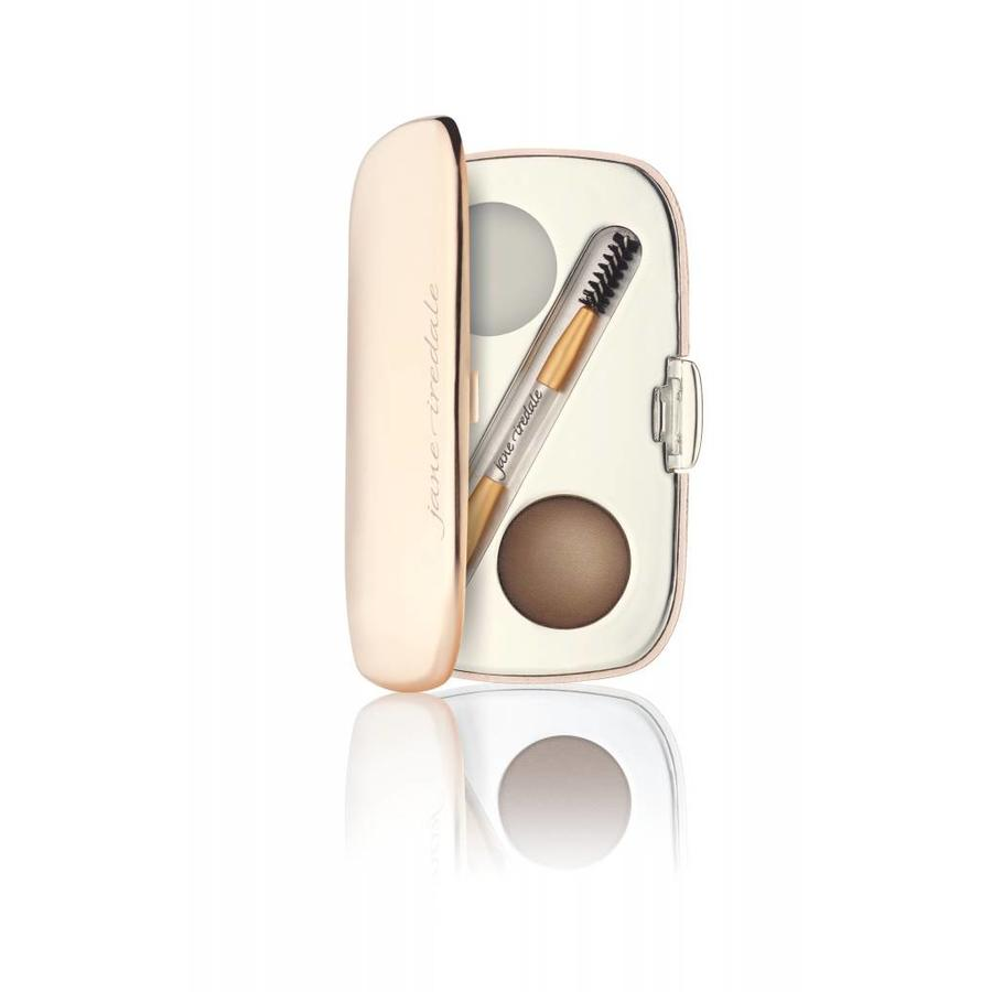 Greatshape eyebrow kit Brunette 2,5 g