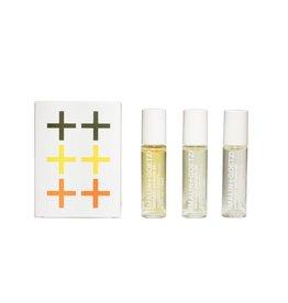 Malin+Goetz Perfume Oil Set (Dark Rum, Cannabis & Petitgrain)