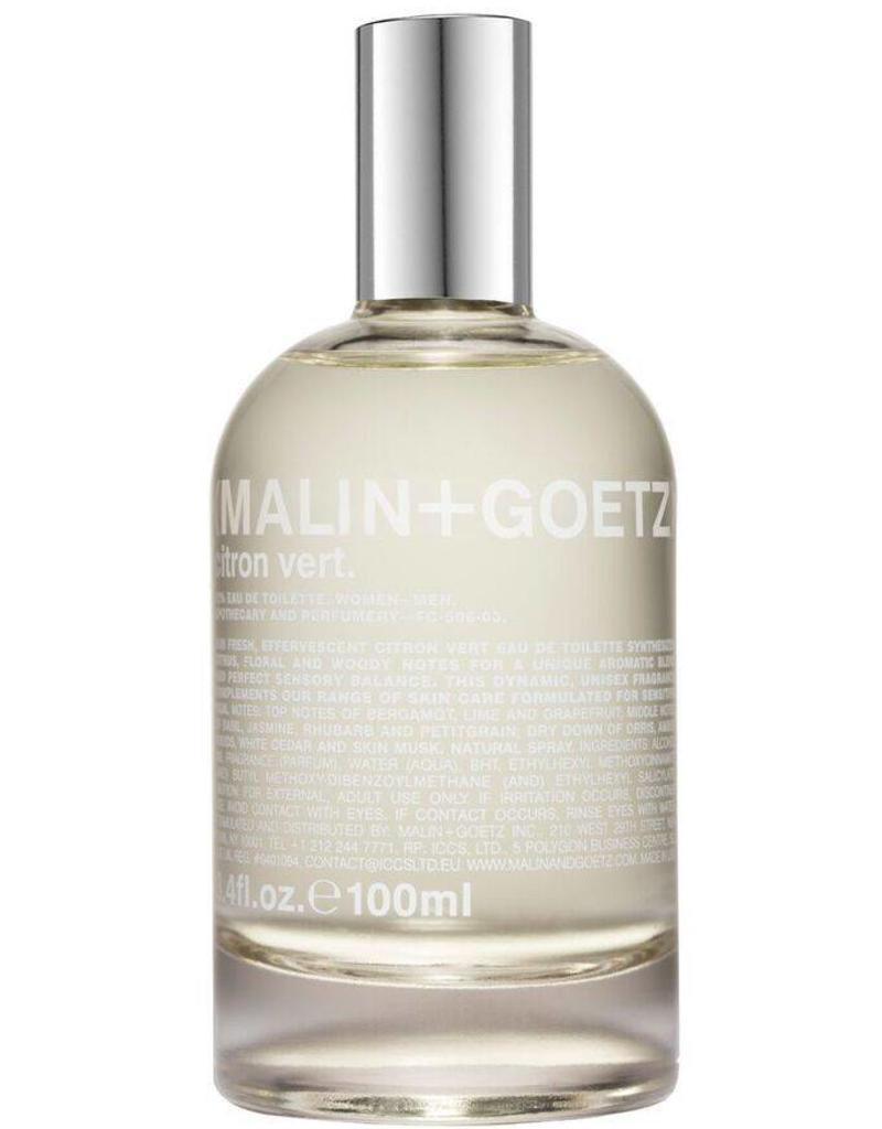 Malin+Goetz citron vert eau de toilette 100ml *NEW* 0.3oz-9ml