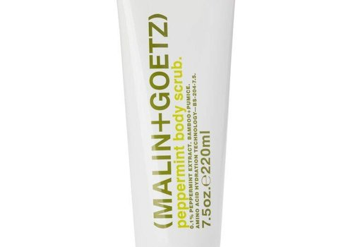 Malin+Goetz peppermint body scrub  7.5oz-220ml