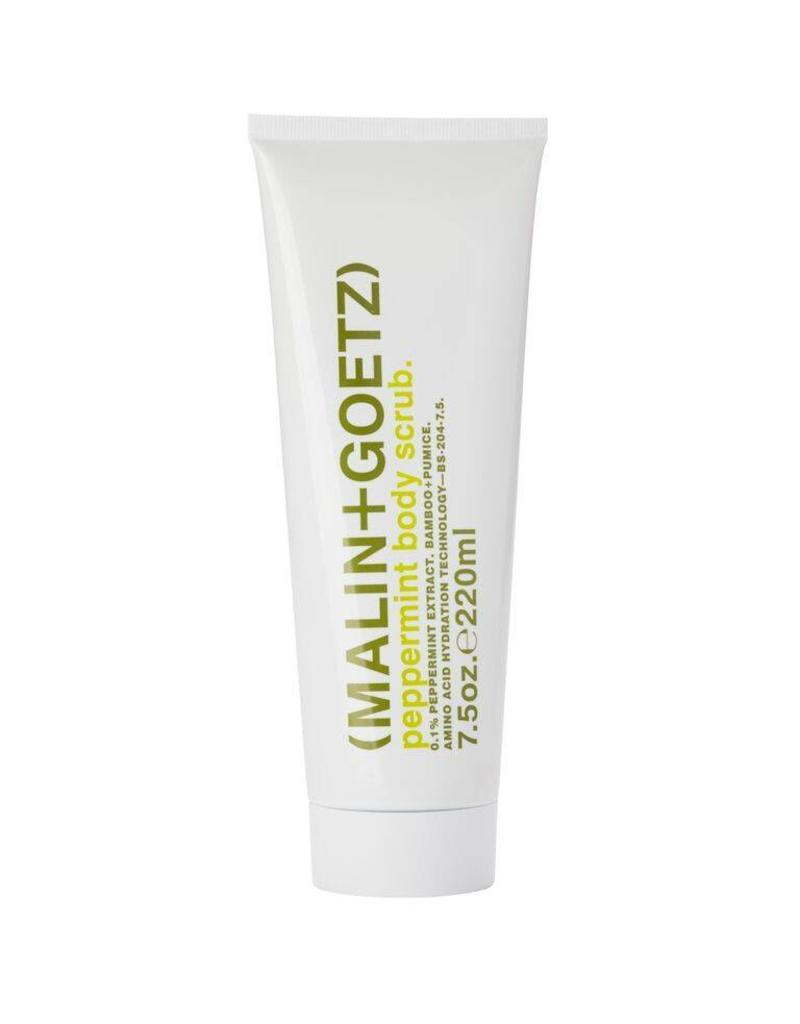 Malin+Goetz peppermint body scrub  7.5oz-220ml