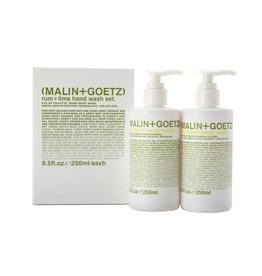 Malin+Goetz Rum + Lime Hand Wash Set