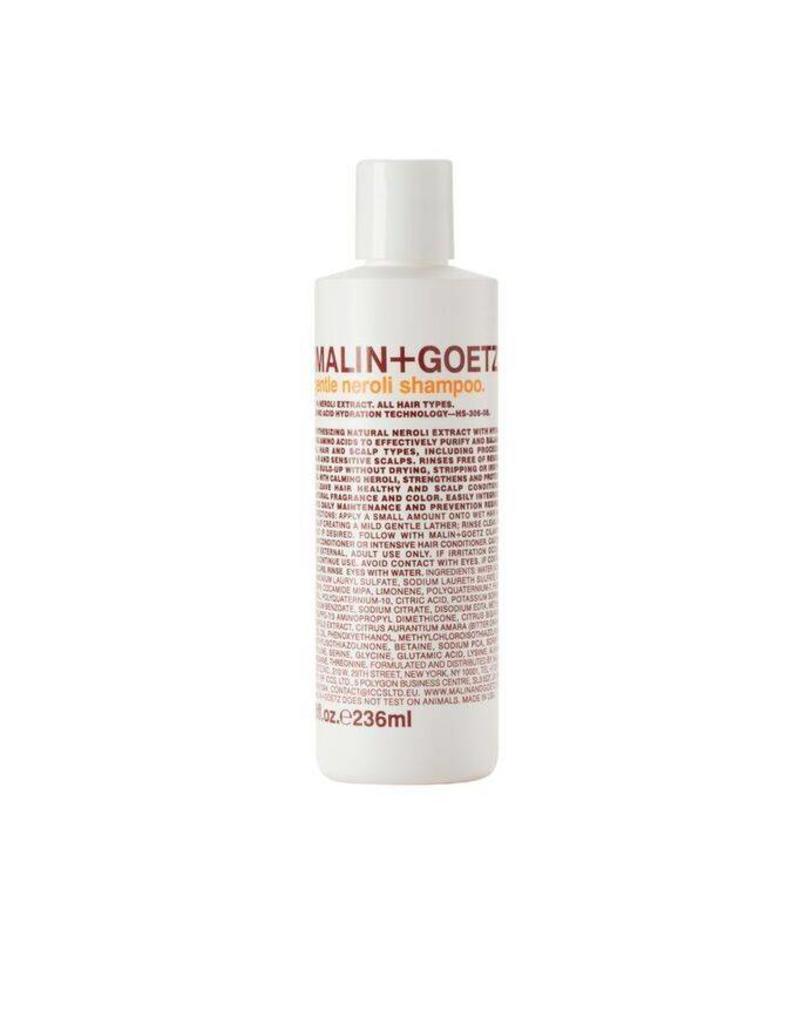 Malin+Goetz gentle neroli shampoo  8oz-236ml